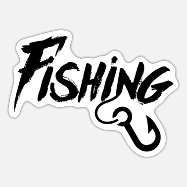 Fisherman Fisherman - Sticker