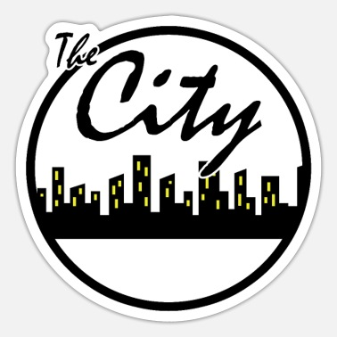 City Of Champions The city - Sticker