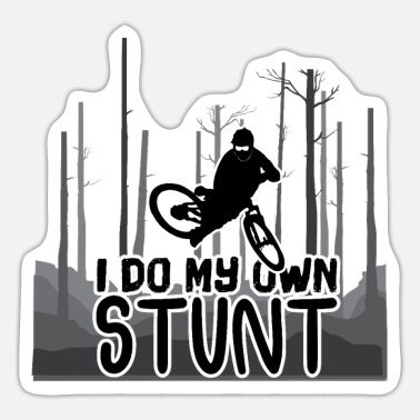 Stunt Stunt - Sticker