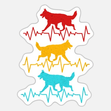 German Shepherd German Shepherd - Sticker