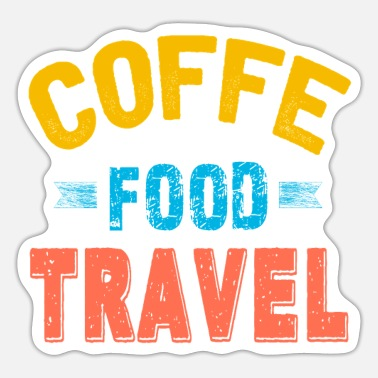 Travel Travel Quote Traveler Traveling Gift - Sticker