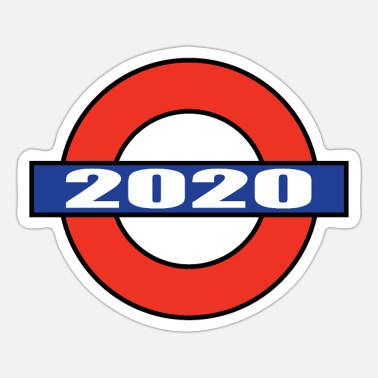London Underground London Underground 2020 - Sticker