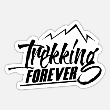 Trek Trekking - Sticker