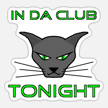 Club Club - Sticker