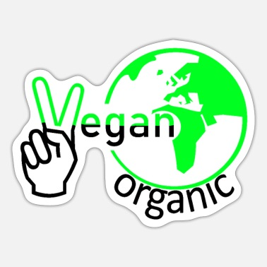 Animal Rights Activists Vegan Animal rights activist - Sticker