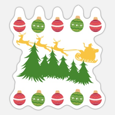 Decoration Christmas Decoration Decoration Xmas - Sticker