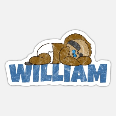 William William - Sticker