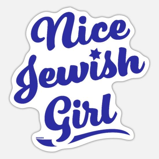 Jewish girl nice Nice Jewish