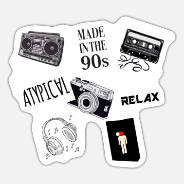 Nineties Nineties - Sticker