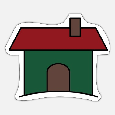 House House - Sticker