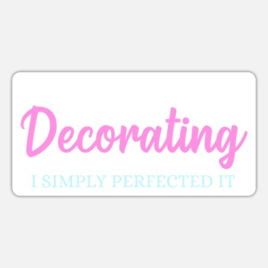 Decoration Decorate - Sticker