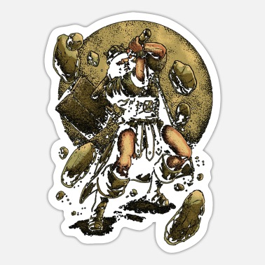 Thor Funny thor avengers - Sticker