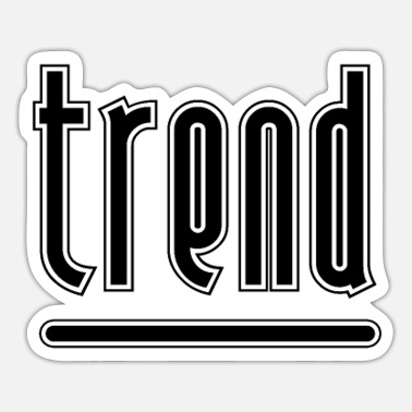Trend Internet trend - Sticker