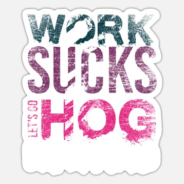 Hog Hog Hunting - Sticker