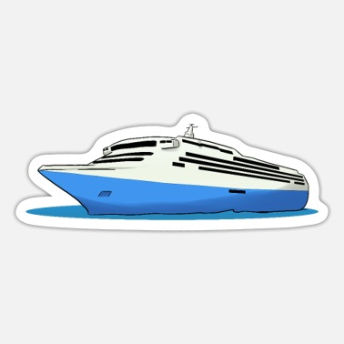 Cruise Cruise Ship Cruise ship, cruise - Sticker