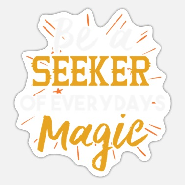Magic Magic - Sticker