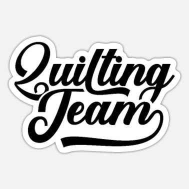 Quilter Dad Quilting Quilters Team Quilt Quilter Quilts - Sticker