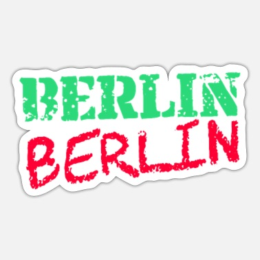 Berlin Berlin Berlin - Sticker