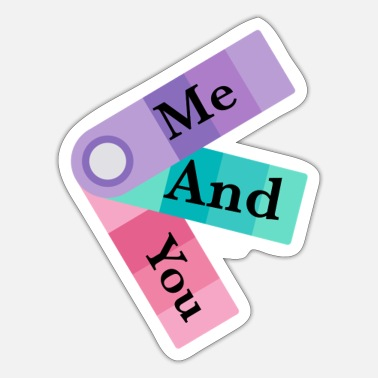 Relationship Relationship - Sticker