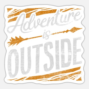 Outdoor Outdoor - Sticker