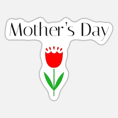 Mother's Day Mother's Day - Sticker