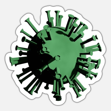 Virus virus - Sticker