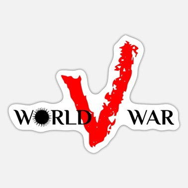 World War World War V - Sticker