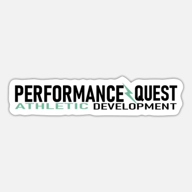 Performance Performance Quest - Sticker