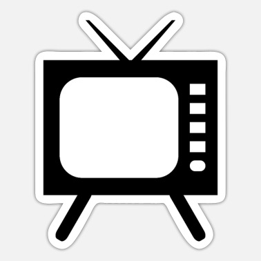 Tv TV Symbol - Sticker
