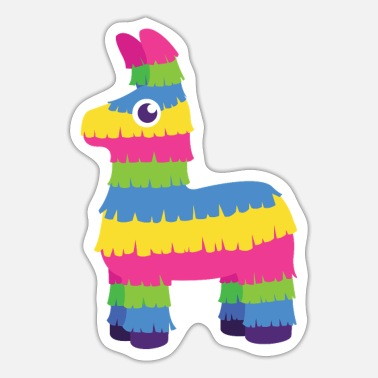 Pinata Pinata - Sticker