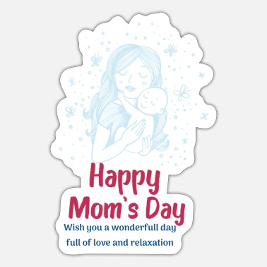 Mother S Mother,s Day - Sticker