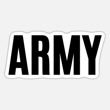 Army Reserve ARMY - Sticker