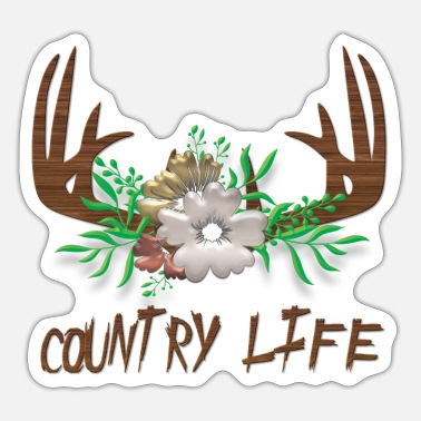 Country Life Country Life - Sticker