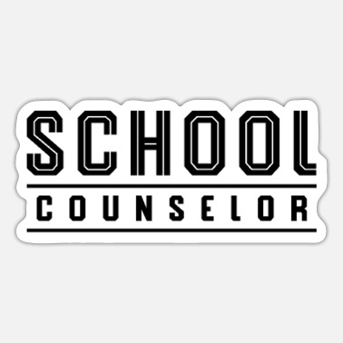 Counsel Counselling teacher School Counselor Counseling - Sticker