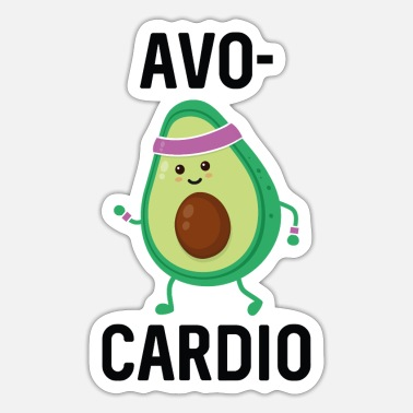Avocardio Avocardio - Sticker