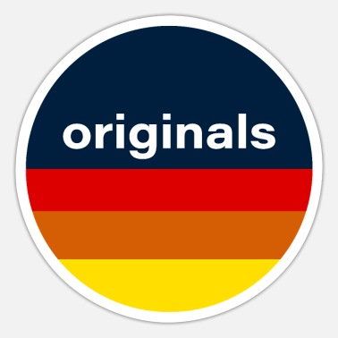 Original Originals - Sticker