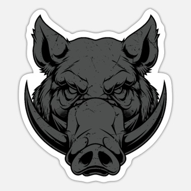 Hog Hog - Sticker