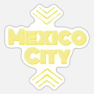 Mexico City Mexico City 2021 - Sticker