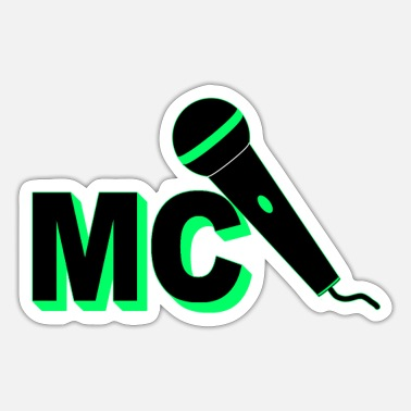 Mc MC - Sticker