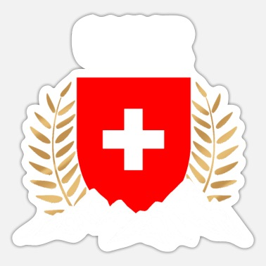 Swiss Chur Swiss - Sticker