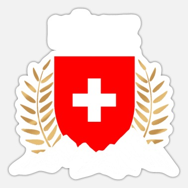 Swiss Köniz Swiss - Sticker