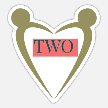 Two Two - Sticker
