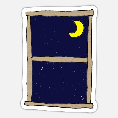 View Night View - Sticker