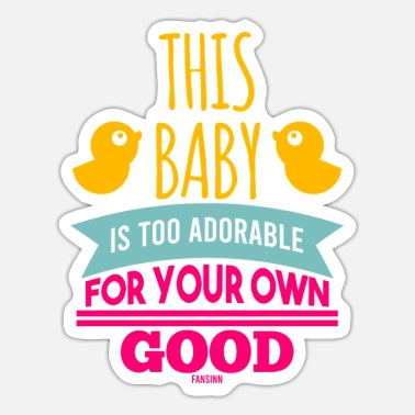 Toddler Toddler Child Baby - Sticker