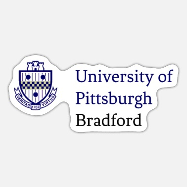 University Of Applied Sciences Pittsburgh University - Sticker