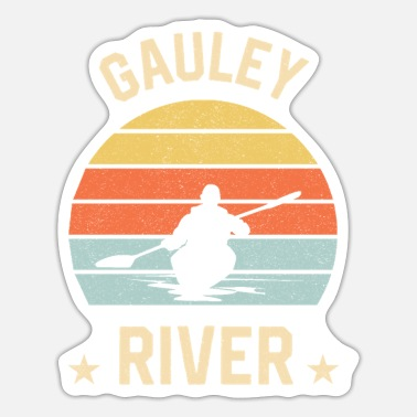 River Gauley River - Sticker