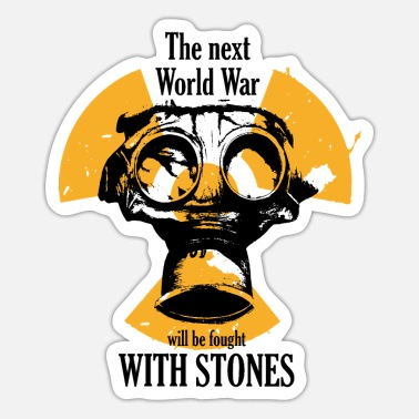 World War The next World War - Sticker