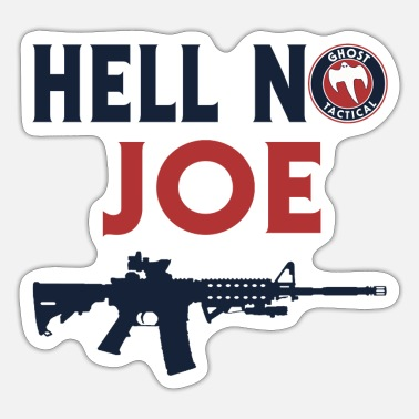 Hell HELL NO - Sticker