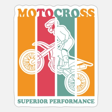 Performance motocross superior performance - Sticker