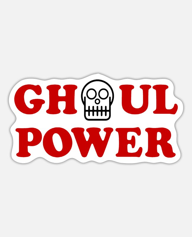Group Stickers - Spice Ghouls Squad - Sticker white matte